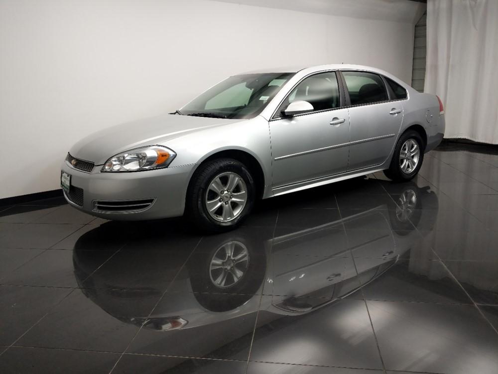 2012 Chevrolet Impala LS - 1080174707