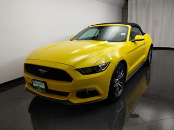 Used 2016 Ford Mustang