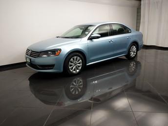 2012 Volkswagen Passat 2.5L S - 1080174778