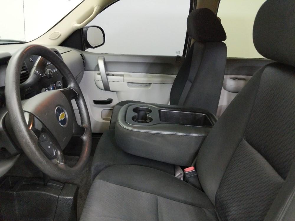 2011 Chevrolet Silverado 1500 Crew Cab Work Truck 5.75 ft - 1080174796