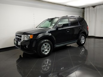 2012 Ford Escape Limited - 1080174850