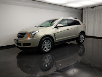 2012 Cadillac SRX  - 1080174931
