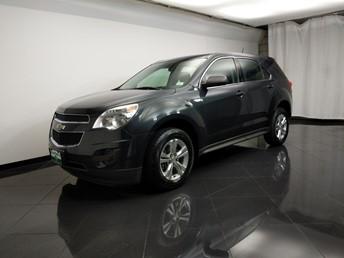 2013 Chevrolet Equinox LS - 1080175033