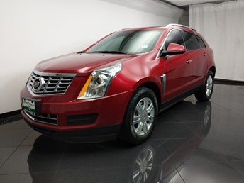 2015 Cadillac SRX Luxury Collection - 1080175041