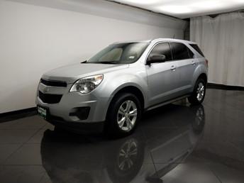 2013 Chevrolet Equinox LS - 1080175060