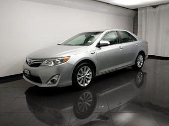 2012 Toyota Camry XLE Hybrid - 1080175062