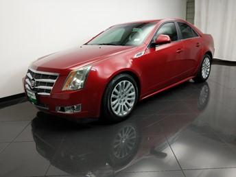 2010 Cadillac CTS 3.6 - 1080175107