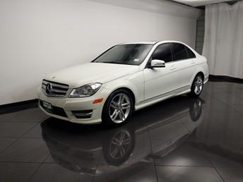 Used 2012 Mercedes Benz C300