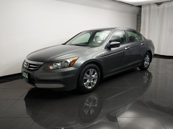 2012 Honda Accord LX-P - 1080175233