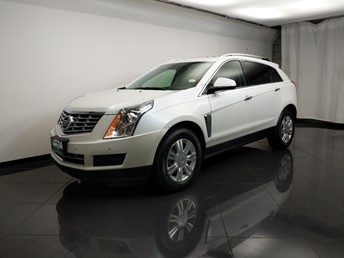 2016 Cadillac SRX Luxury Collection - 1080175328