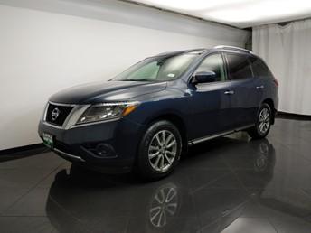 2015 Nissan Pathfinder S - 1080175388