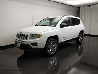 2012 Jeep Compass Limited - 1080175404