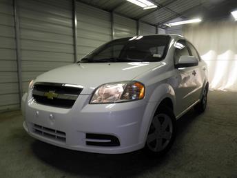 2011 Chevrolet Aveo - 1100040518