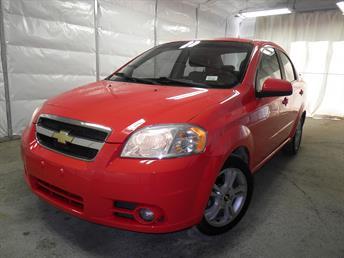 2011 Chevrolet Aveo - 1100040873