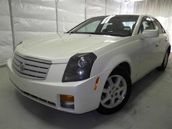 2007 Cadillac CTS - 1100041145