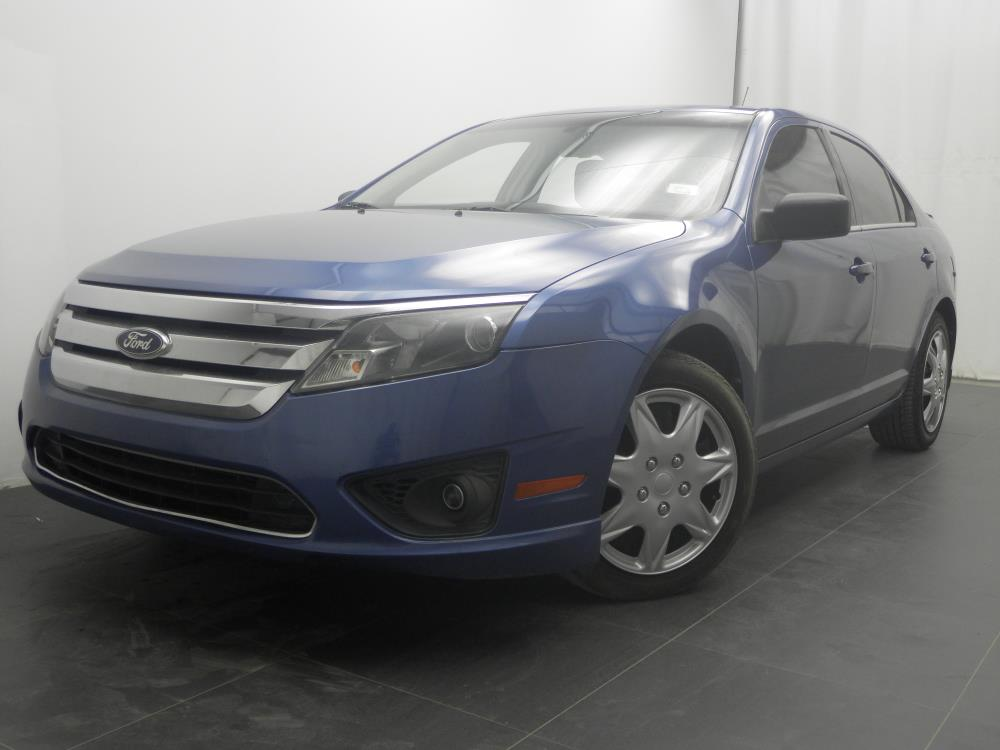 2010 Ford Fusion - 1100041539