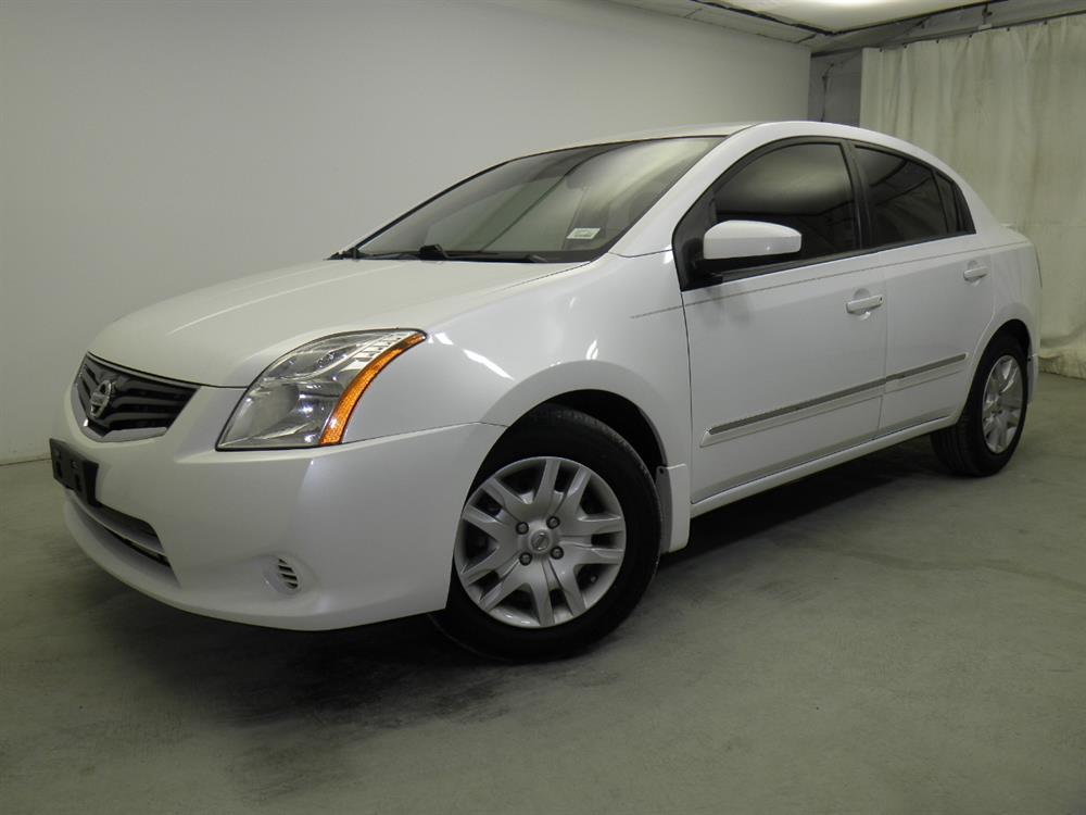 2012 Nissan Sentra - 1100041705