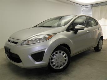 2011 Ford Fiesta - 1100041724