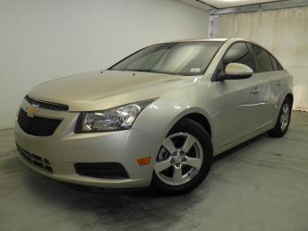 2012 Chevrolet Cruze - 1100041866