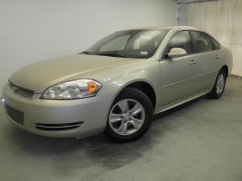 2012 Chevrolet Impala - 1100041915