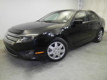 2011 Ford Fusion - 1100041986
