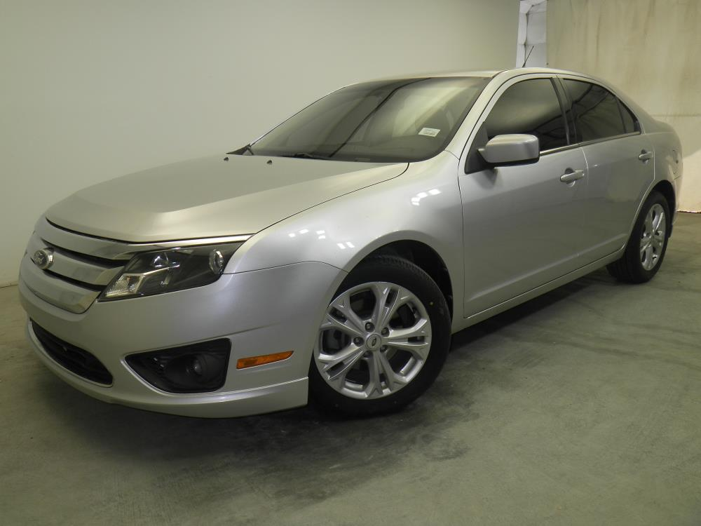 2012 Ford Fusion - 1100042066
