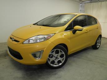 2011 Ford Fiesta - 1100042082