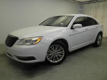 2013 Chrysler 200 - 1100042095
