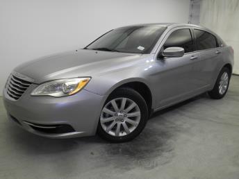 2013 Chrysler 200 - 1100042189