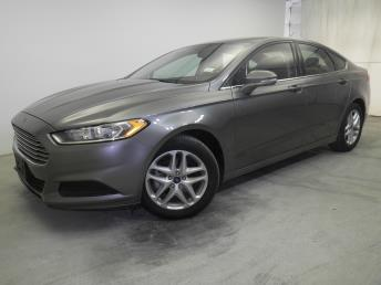 2013 Ford Fusion - 1100042233