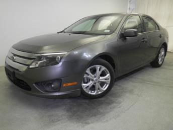 2012 Ford Fusion - 1100042377