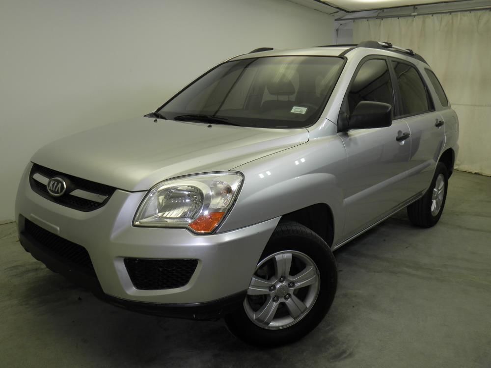 2010 Kia Sportage - 1100042435