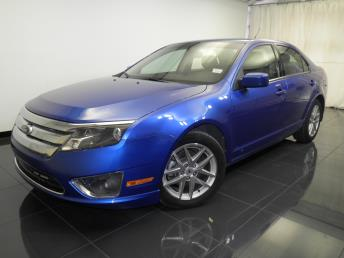 2012 Ford Fusion - 1100042439