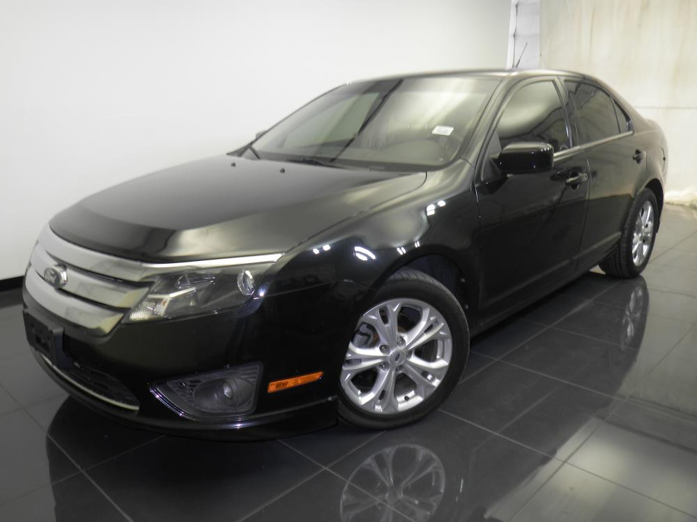 2012 Ford Fusion - 1100042487