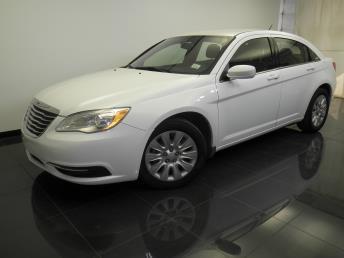 2013 Chrysler 200 - 1100042507