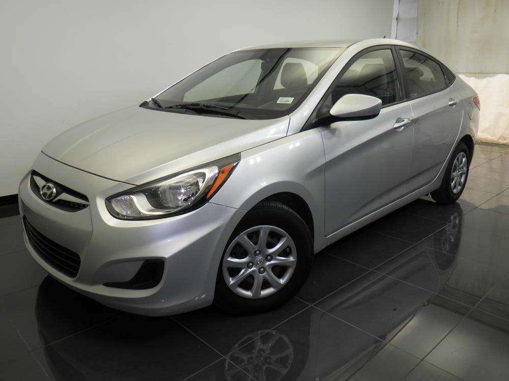 2013 hyundai accent for sale in albuquerque 1100042567. Black Bedroom Furniture Sets. Home Design Ideas