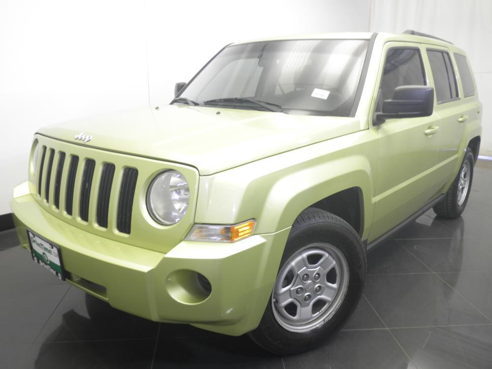 2010 Jeep Patriot - 1100042620