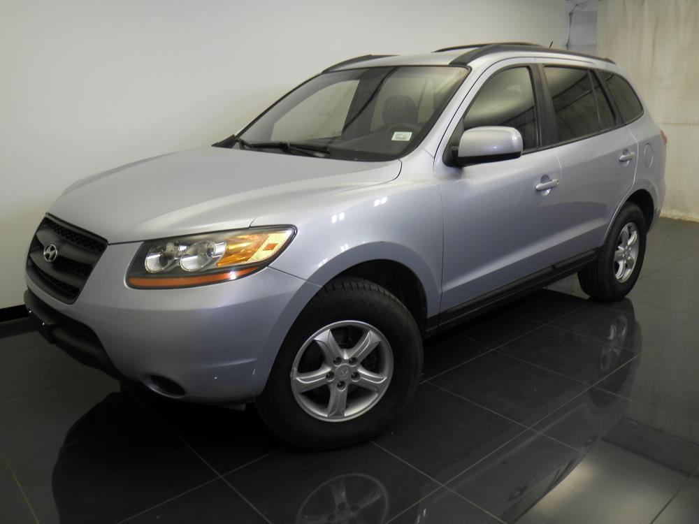 2008 Hyundai Santa Fe - 1100042710