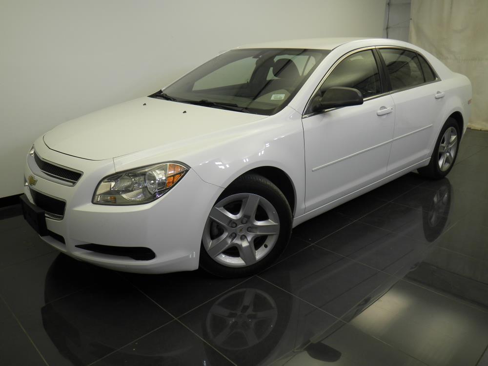 2012 Chevrolet Malibu - 1100042744