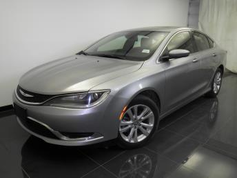 2015 Chrysler 200 - 1100042755
