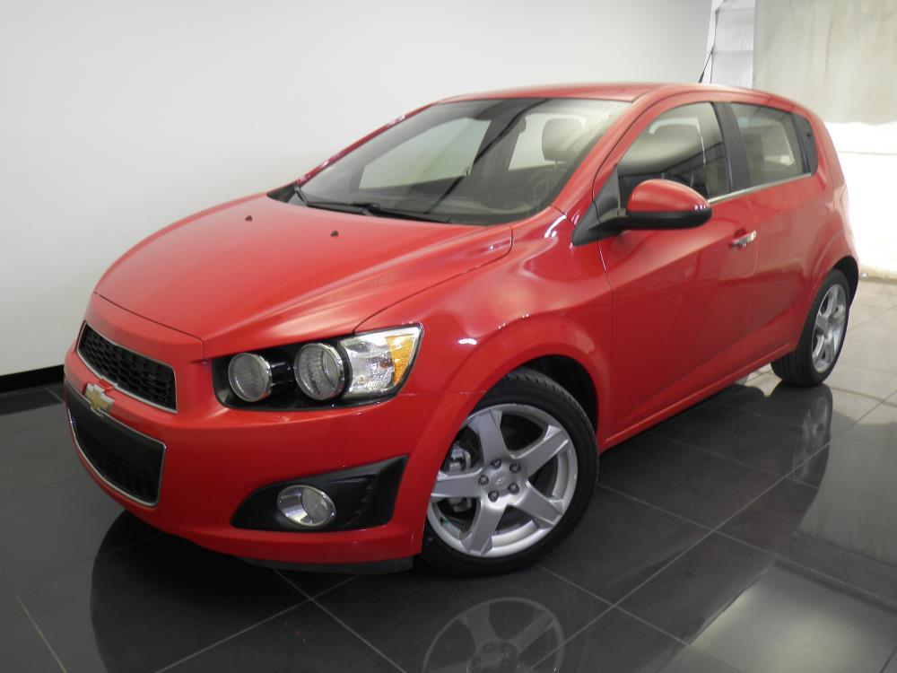 2013 Chevrolet Sonic - 1100042778