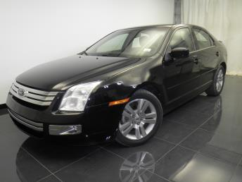 2009 Ford Fusion - 1100042857