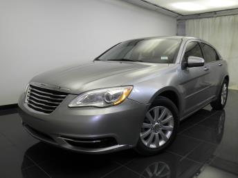 2013 Chrysler 200 - 1100042955