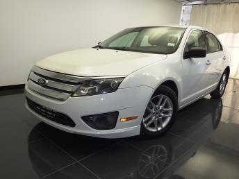 2011 Ford Fusion - 1100043029