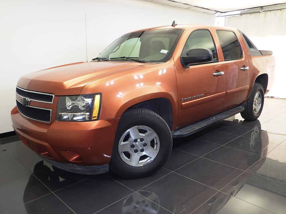 2008 chevrolet avalanche for sale in albuquerque. Black Bedroom Furniture Sets. Home Design Ideas