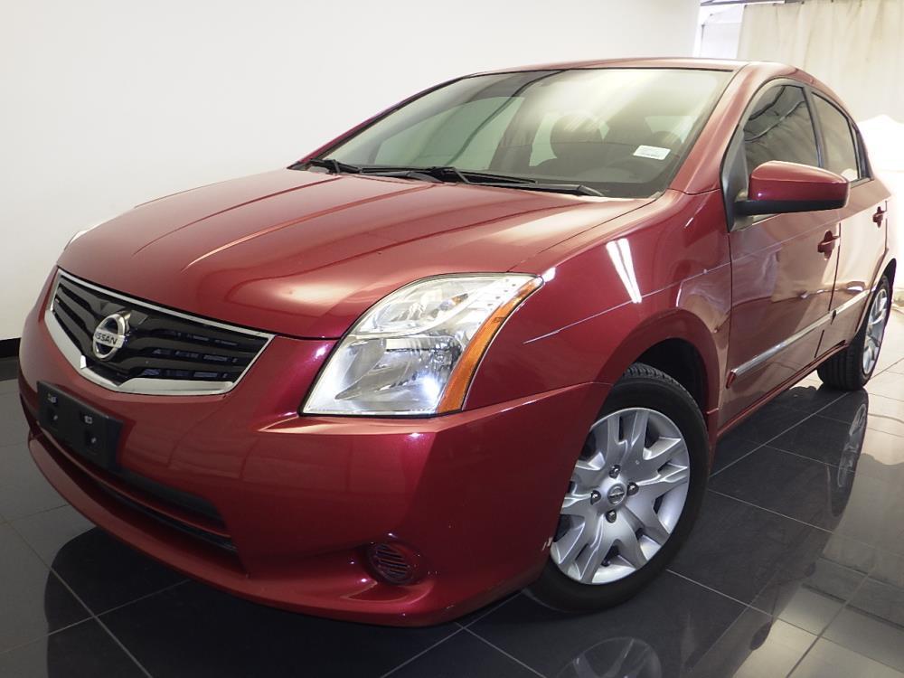 2012 Nissan Sentra - 1100043059