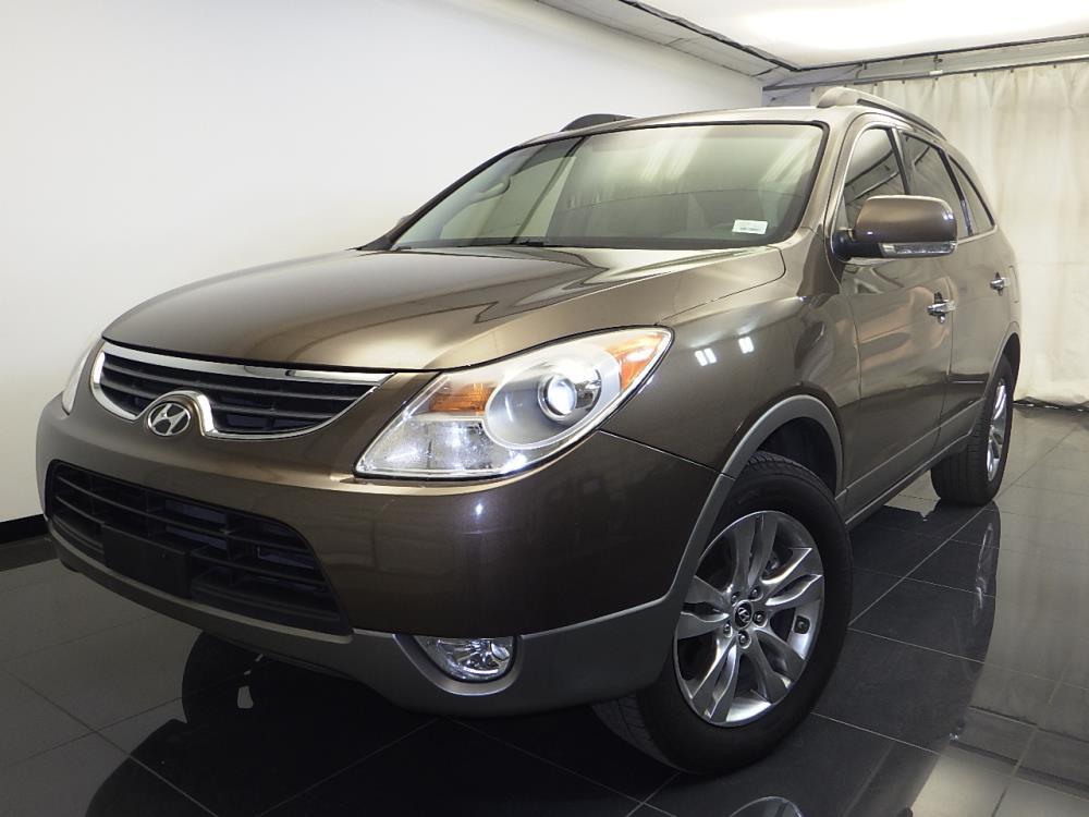 2012 Hyundai Veracruz - 1100043084