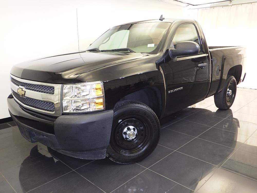 2008 Chevrolet Silverado 1500 - 1100043144