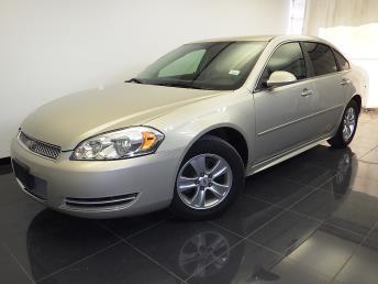 2012 Chevrolet Impala - 1100043395