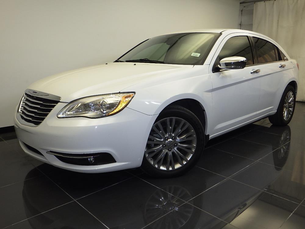 2012 Chrysler 200 - 1100043400